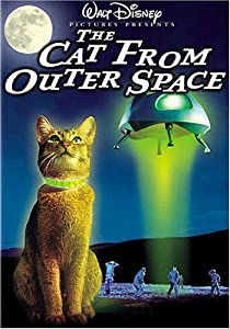 "Cover of ""The Cat From Outer Space"""