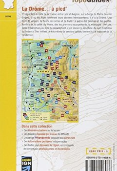 Télécharger La Drôme à pied : 50 promenades et randonnées PDF En Ligne Gratuitement FFRP