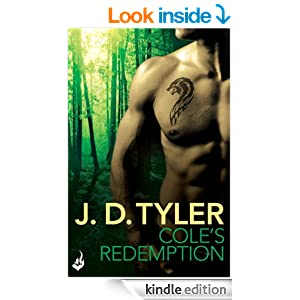 Cole's Redemption: Alpha Pack Book 5