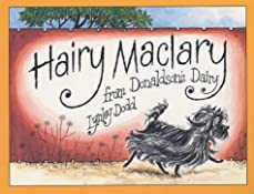 """Cover of """"Hairy Maclary from Donaldson's ..."""