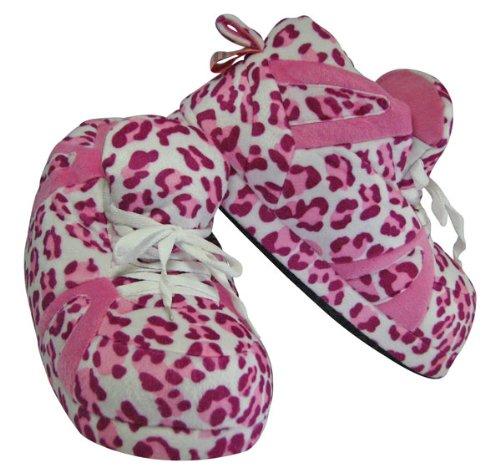 Snooki's Pink Leopard Print - Slippers