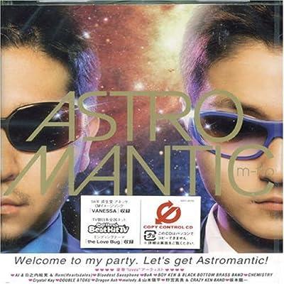 ASTROMANTIC(CCCD)をAmazonでチェック!