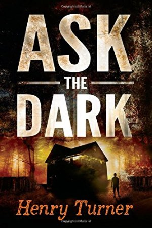 Ask the Dark by Henry Turner | Featured Book of the Day | wearewordnerds.com