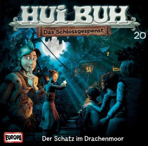Hui Buh (20) Der Schatz im Drachenmoor (Europa)