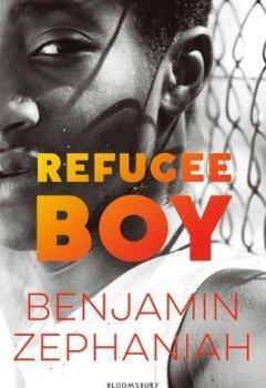 Livres Couvertures de Refugee Boy