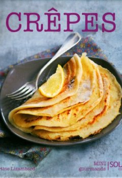 Livres Couvertures de CREPES - MINI GOURMANDS