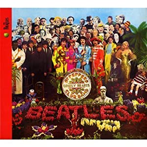 "Cover of ""Sgt. Pepper's Lonely Hearts Clu..."