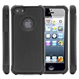 iPhone 6 Case - i-Blason Apple iPhone 6 4.7 Case Unity Series 2 Layer [Ultra Slim] Armored Hybrid Cover with Inner Soft Case and Hard Outter Shell for iPhone 6 Air (Black)