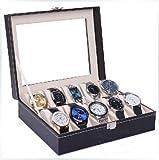 腕時計収納ケース 10本用 WB010BK
