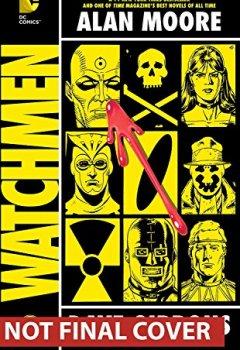 Portada del libro deWatchmen International Edition TP (DC Comics)
