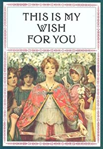 """Cover of """"This Is My Wish For You"""""""