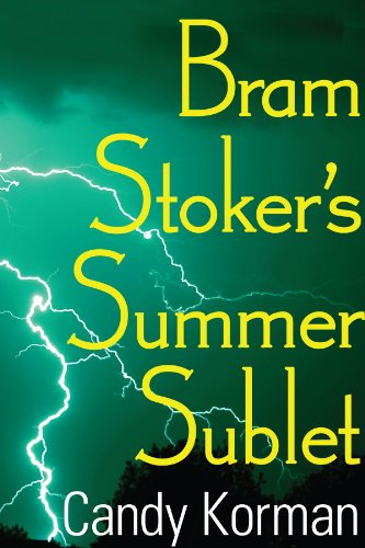 Bram Stoker's Summer Sublet (Candy's Monsters Book 2)