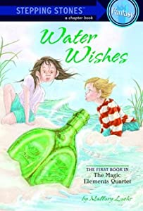 "Cover of ""Water Wishes (Magic Elements 1,..."