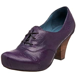 Nicole Women's Open Up Heeled Oxford