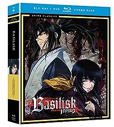 figma Basilisk: Complete Series [Blu-ray]
