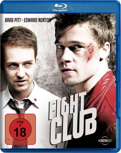 Fight Club - Remastered [Blu-ray]