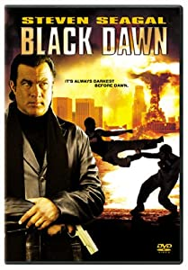 "Cover of ""Black Dawn"""
