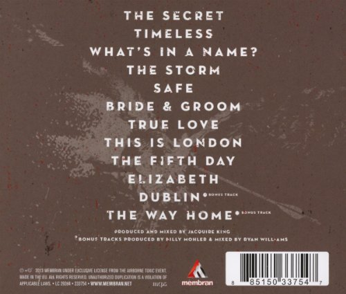 The Airborne Toxic Event, Such Hot Blood Deluxe European Edition