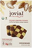 Jovial Organic Einkorn Cookies, Checkerboard, 8.8 Ounce