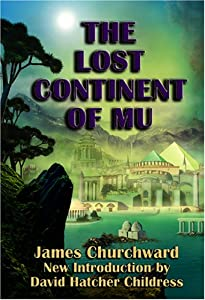 "Cover of ""The Lost Continent of Mu"""