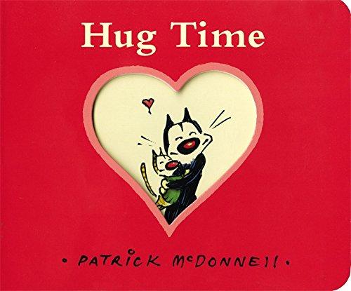 おすすめ英語絵本:Hug Time/4歳頃〜幼児・未就学児・小学生