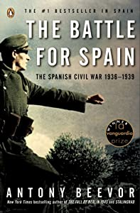 "Cover of ""The Battle for Spain: The Spani..."