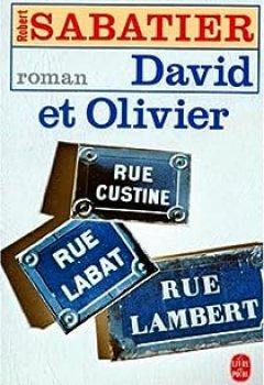 Livres Couvertures de David Et Olivier