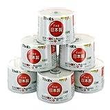 太陽誘電 That's データ用DVD-R8倍速4.7GB50Pプリンタブル白 スピンドルケース×6パックカートン DVD-R47WPYSBA×6P