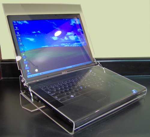 Kitchen Laptop Stand