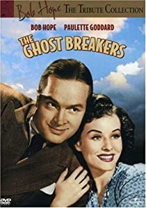 "Cover of ""The Ghost Breakers"""