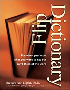 "Cover of ""Flip Dictionary"""
