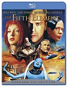 """Cover of """"The Fifth Element (Remastered) ..."""