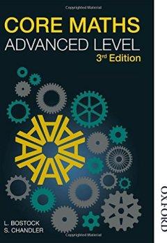 Livres Couvertures de Core Maths Advanced Level 3rd Edition