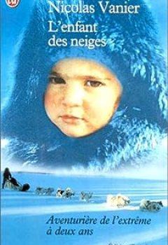 Livres Couvertures de L'enfant Des Neiges