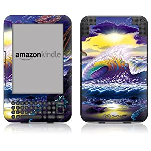 """DecalGirl Kindle Skin (Fits 6"""" Display, Latest Generation Kindle) Passion Fin (Matte Finish)"""