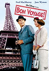 "Cover of ""Bon Voyage!"""