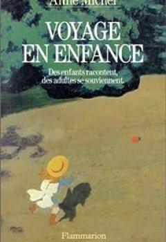 Livres Couvertures de Voyage En Enfance