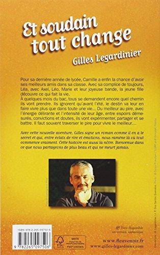 GRATUIT TÉLÉCHARGER GILLES LEGARDINIER