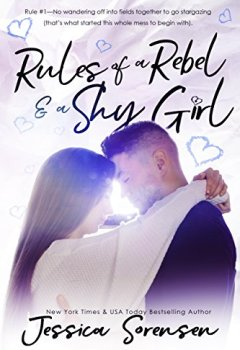 Buchdeckel von Rules of a Rebel and a Shy Girl (Rebels & Misfits) (English Edition)