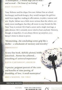 Livres Couvertures de The Sense of an Ending
