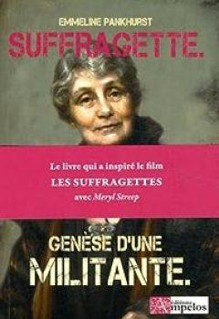Livres Couvertures de Suffragette