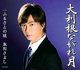 大利根ながれ月/ふるさとの風[Bタイプ] [Single, Maxi] / 水森 英夫 (作曲) (CD - 2014)