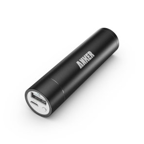 Anker® 2nd Gen Astro Mini 3200mAh Lipstick-Sized Portable Charger