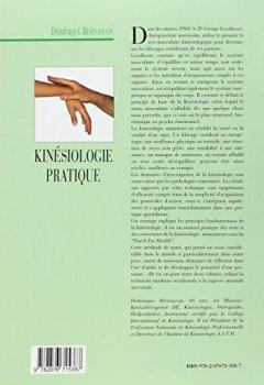 Livres Couvertures de KINESIOLOGIE PRATIQUE, Tests, techniques, corrections