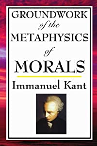 """Cover of """"Kant: Groundwork of the Metaphy..."""