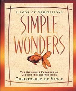 """Cover of """"Simple Wonders"""""""