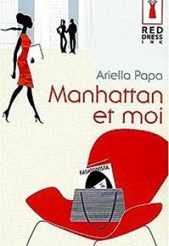 Livres Couvertures de Manhattan Et Moi