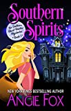 Southern Spirits (Southern Ghost Hunter Mysteries Book 1)