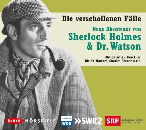 Neue Abenteuer von Sherlock Holmes & Dr Watson (DAV)