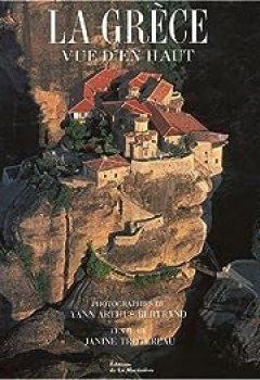 Livres Couvertures de La Grèce Vue D'en Haut